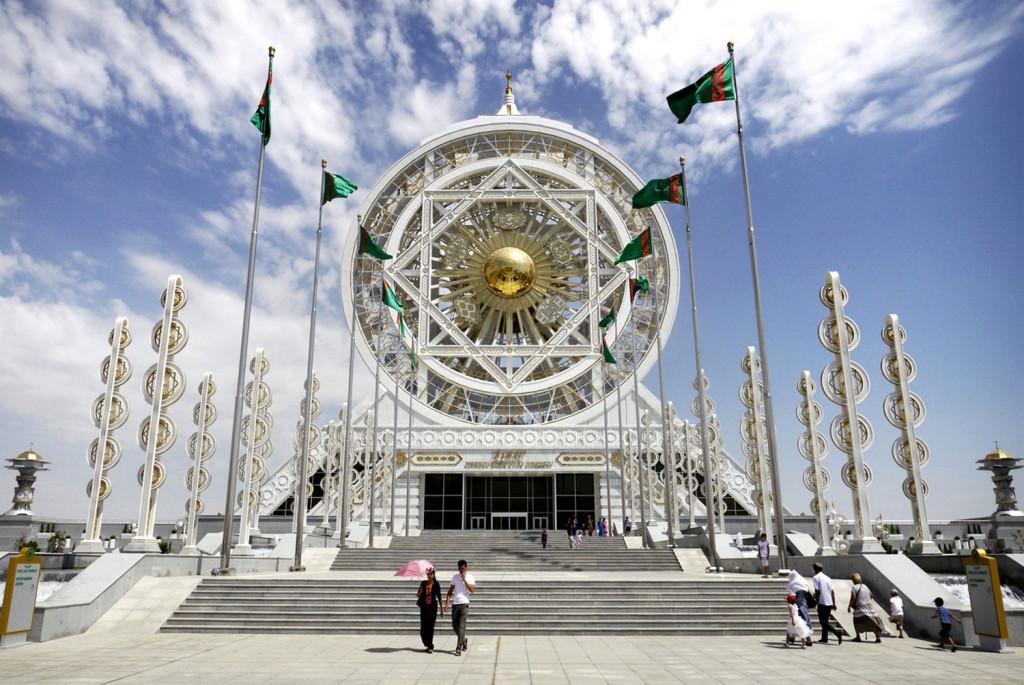 Ашхабад, Туркменистан (1)