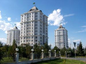 Ашхабад, Туркменистан (2)