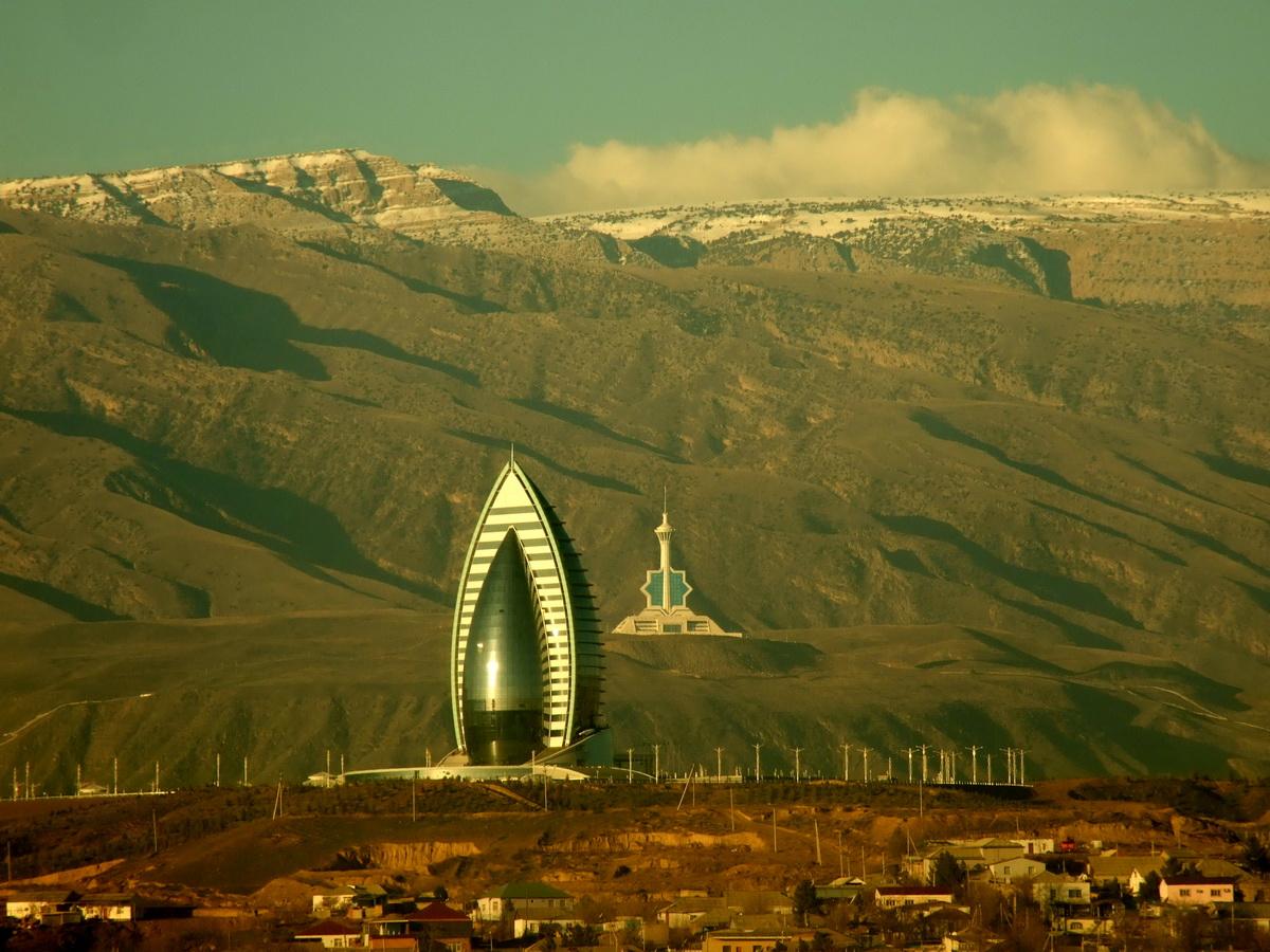 Ашхабад Туркменистан (20)