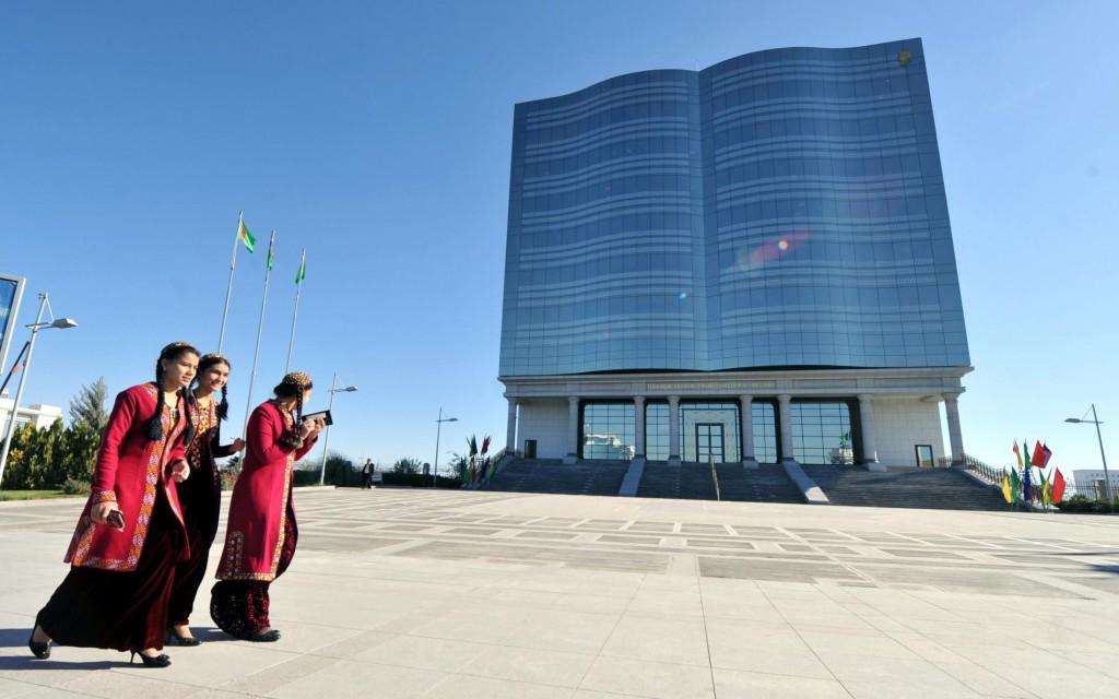 Ашхабад, Туркменистан (3)