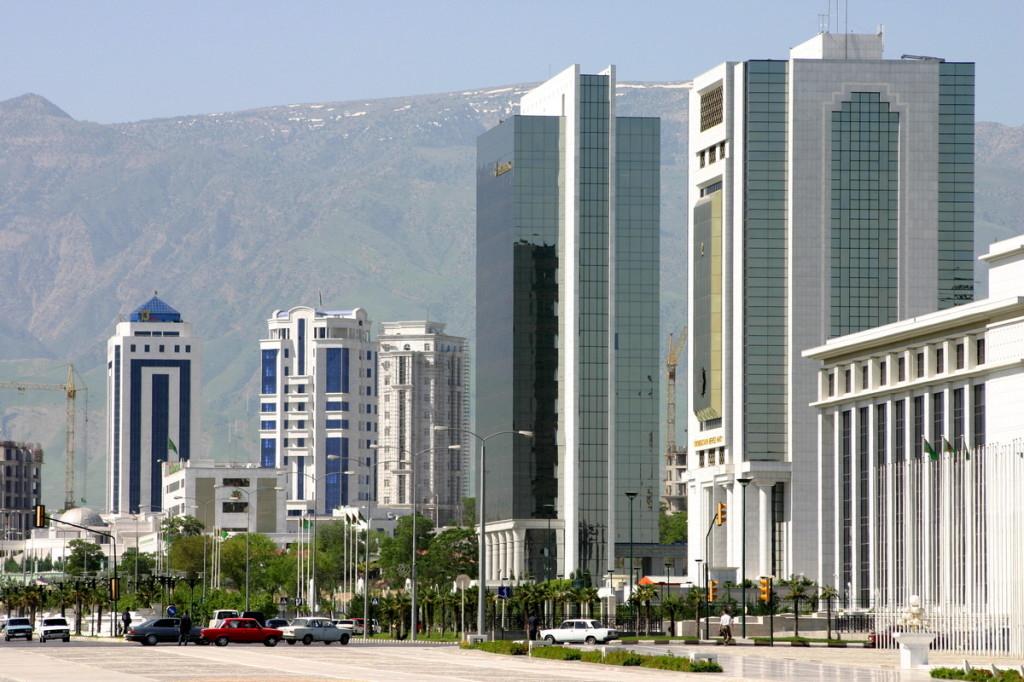 Ашхабад, Туркменистан (4)