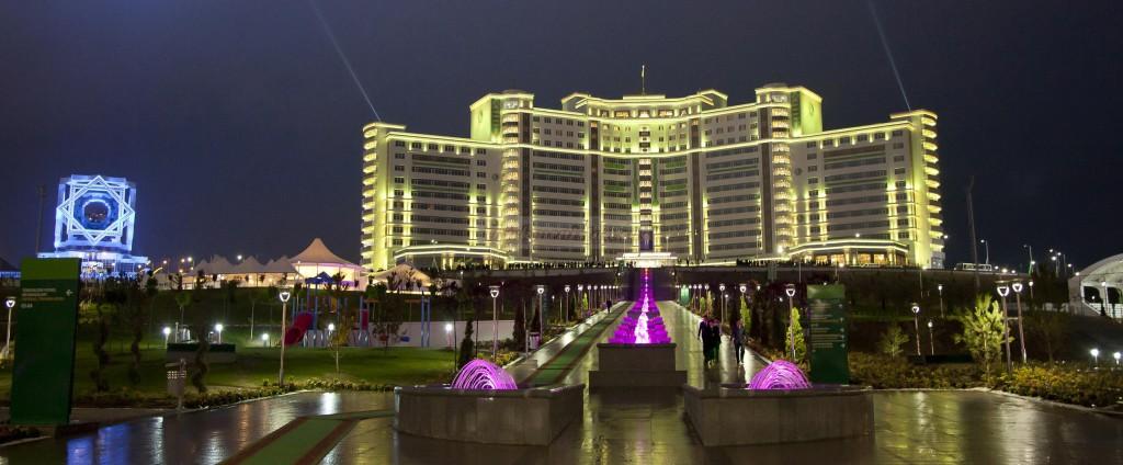 Ашхабад, Туркменистан (5)
