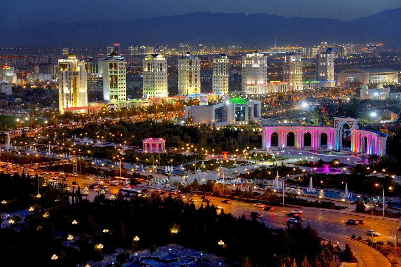 Ашхабад, Туркменистан (6)