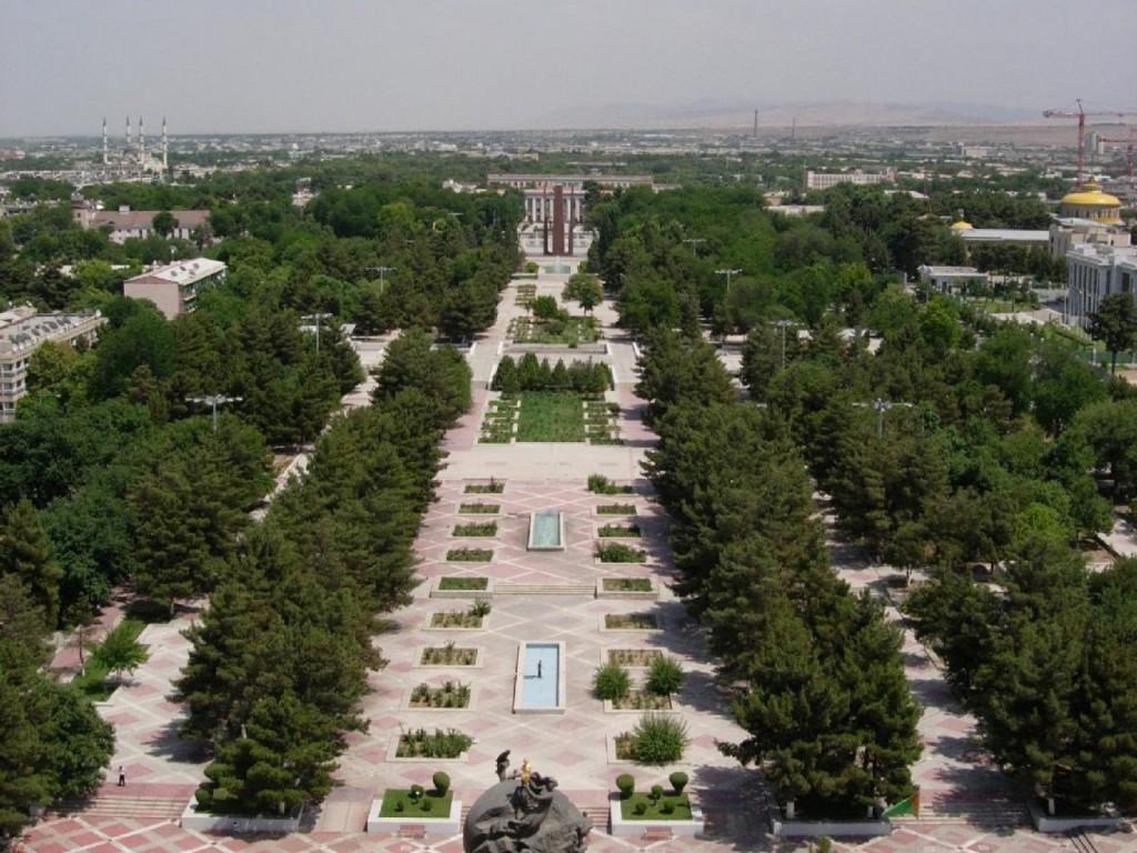 Ашхабад, Туркменистан (8)