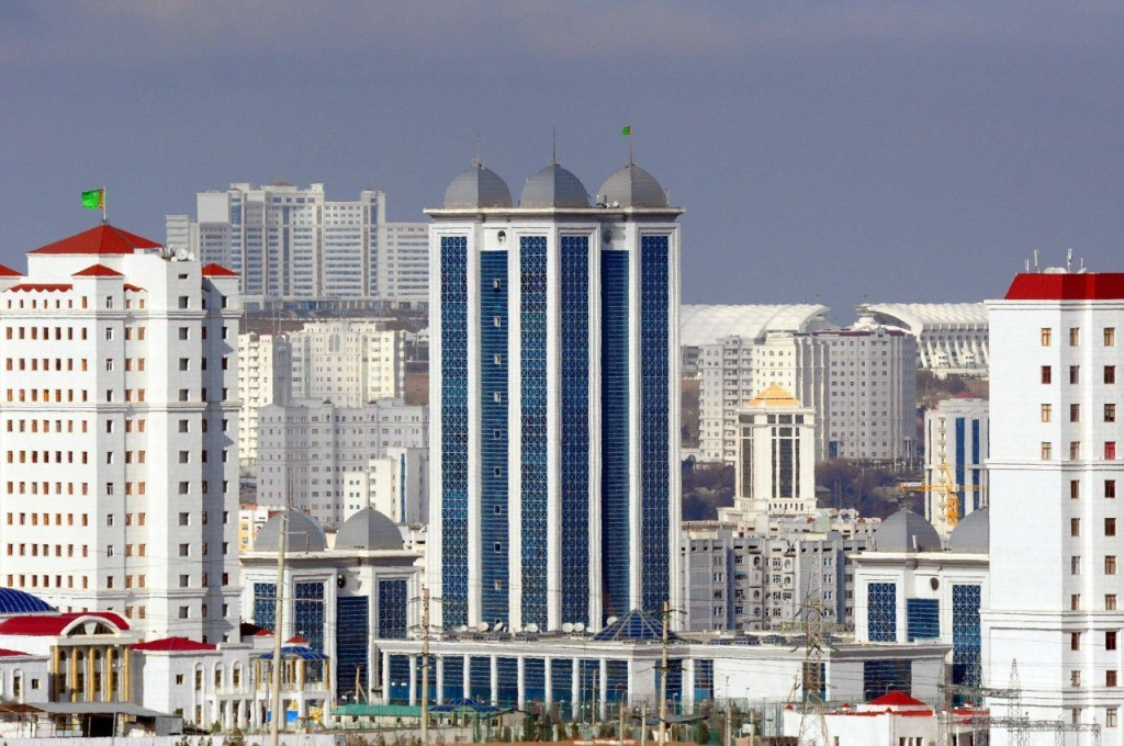 Ашхабад, Туркменистан (9)