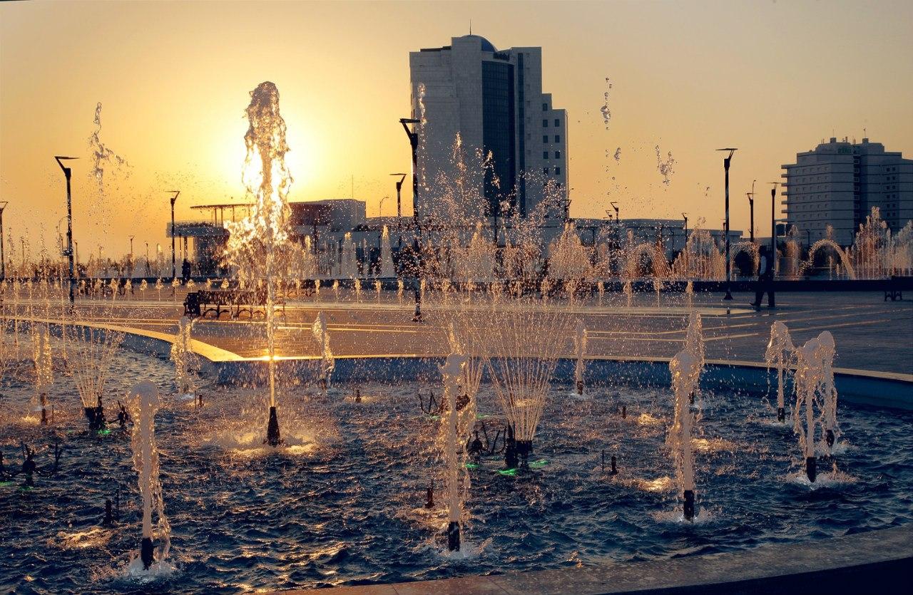 Аваза Туркменбаши Туркменистан
