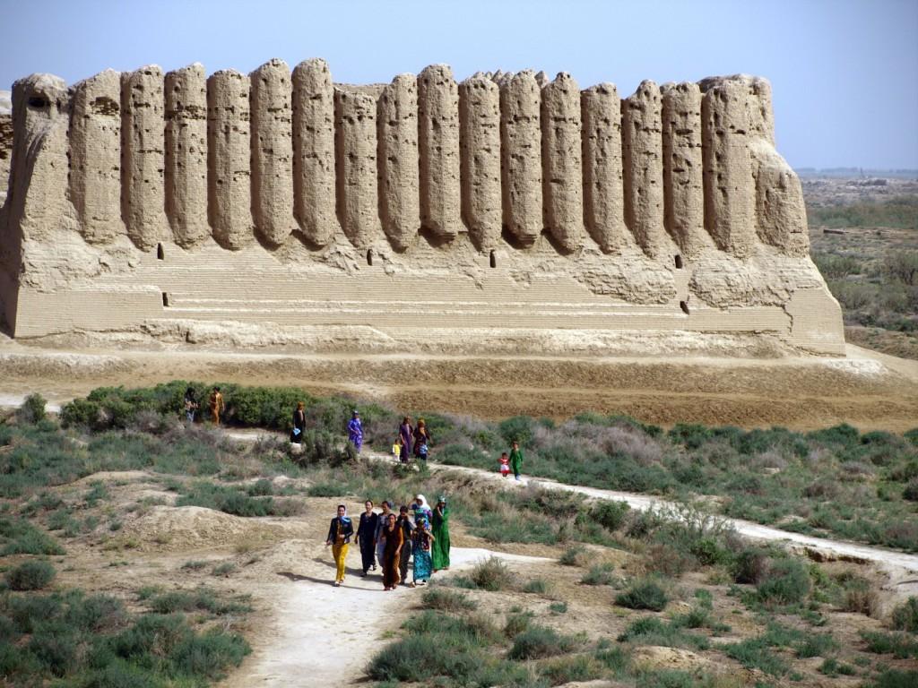 Древний Мерв, Туркменистан (1)