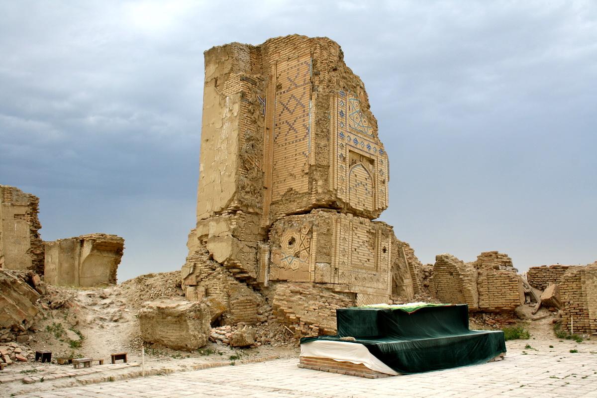 История Туркменистана (2)