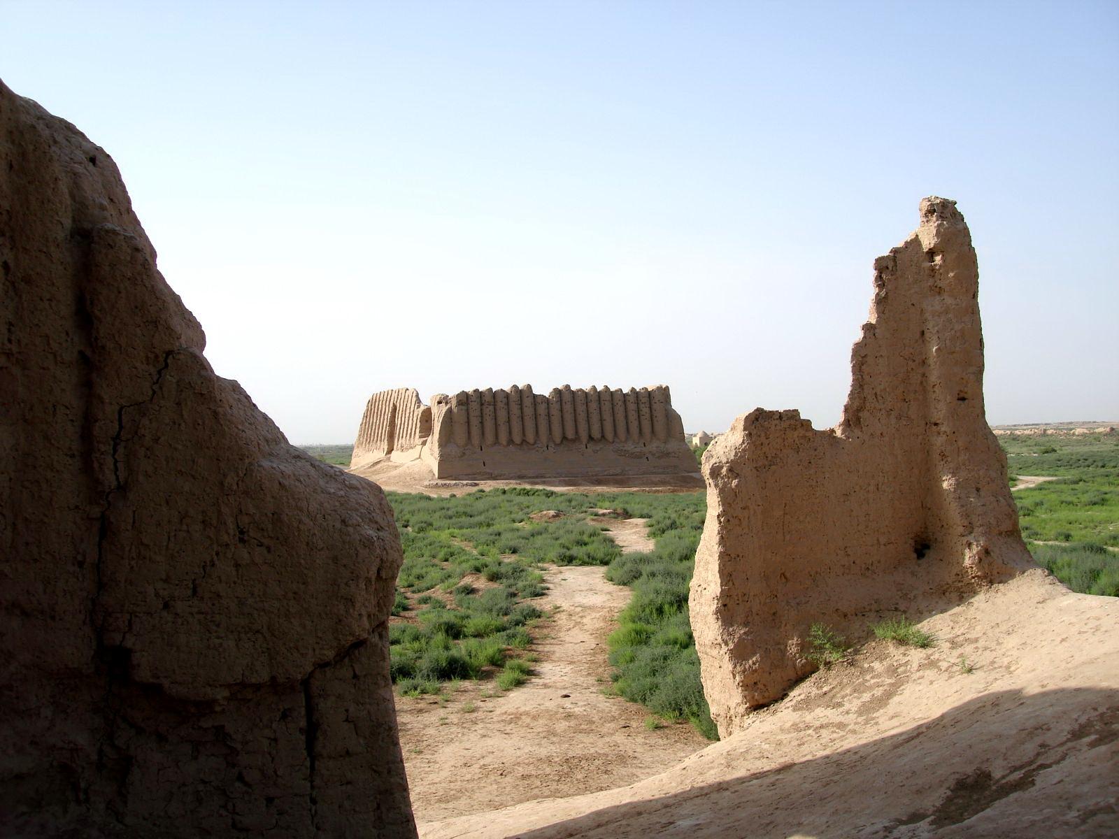 История Туркменистана (5)