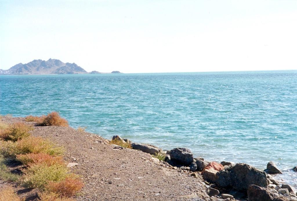 Каспийское море, Туркменистан