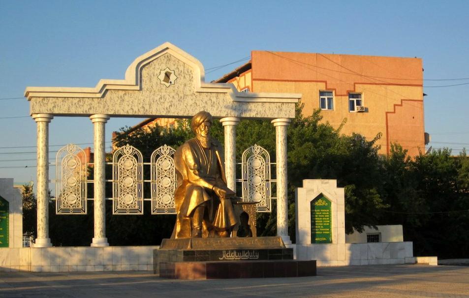Мары Махтумкули Туркменистан