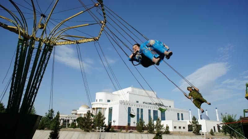 Мары Туркменистан (2)