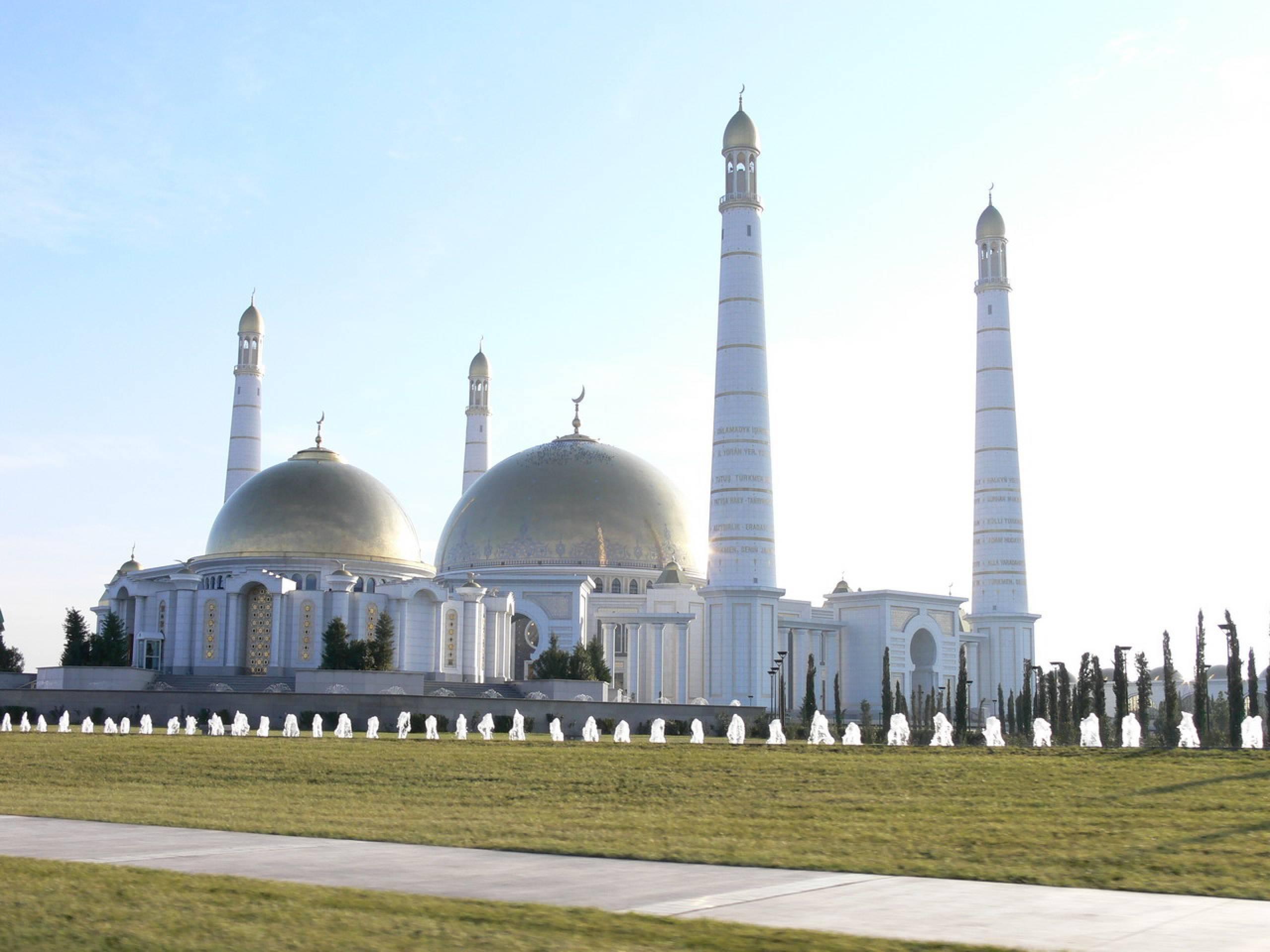 Мавзолей, Туркменистан