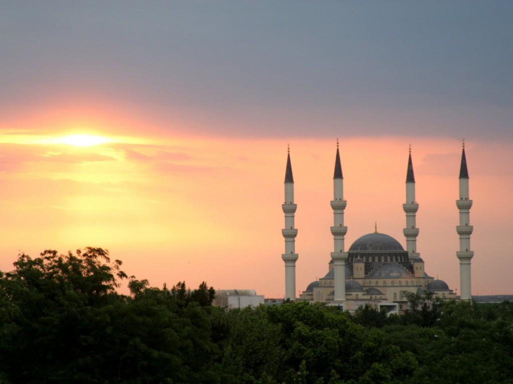 Мечеть, Ашхабад, Туркменистан (2)