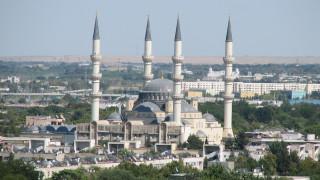 Мечеть, Ашхабад, Туркменистан (3)