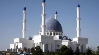Мечеть, Мары, Туркменистан