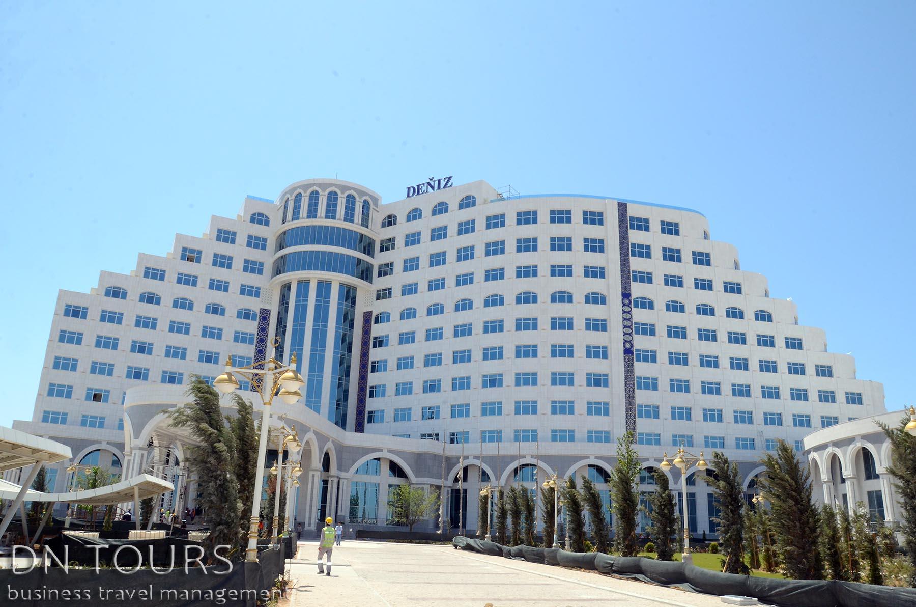 Национальная туристическая зона Аваза, Туркменбаши, Туркменистан (3)