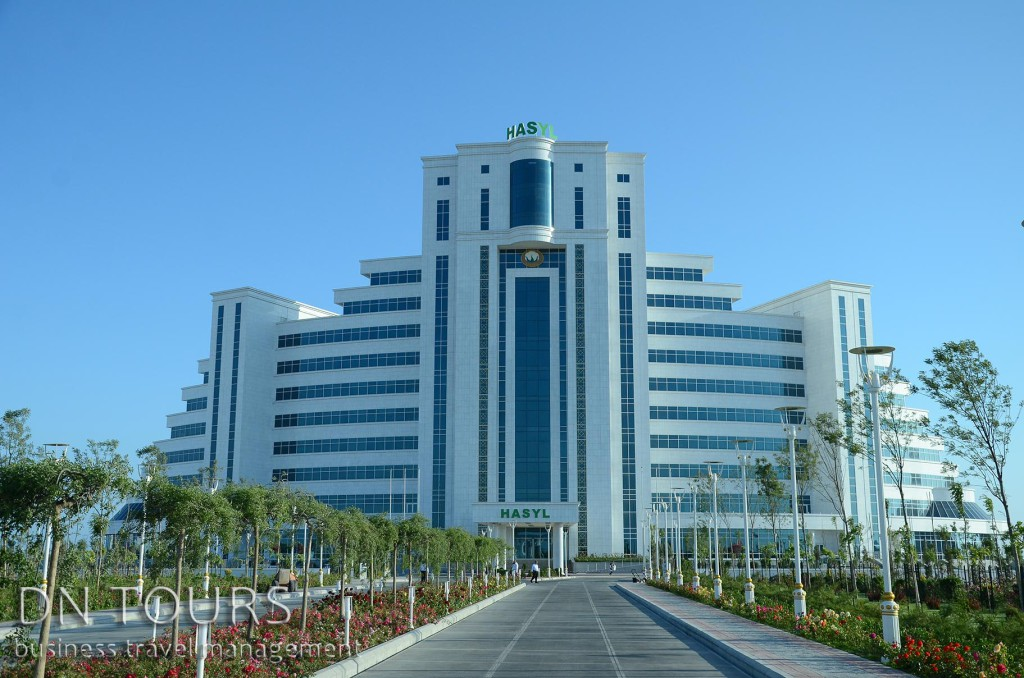 Национальная туристическая зона Аваза, Туркменбаши, Туркменистан (8)
