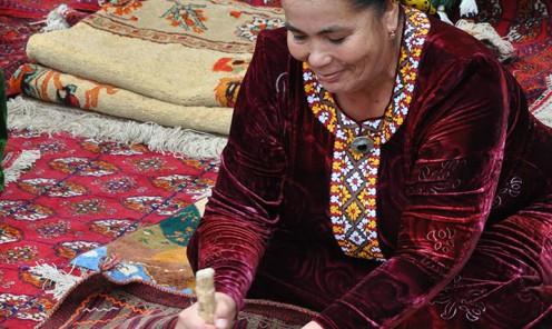 Народное творчество Туркменистана (12)