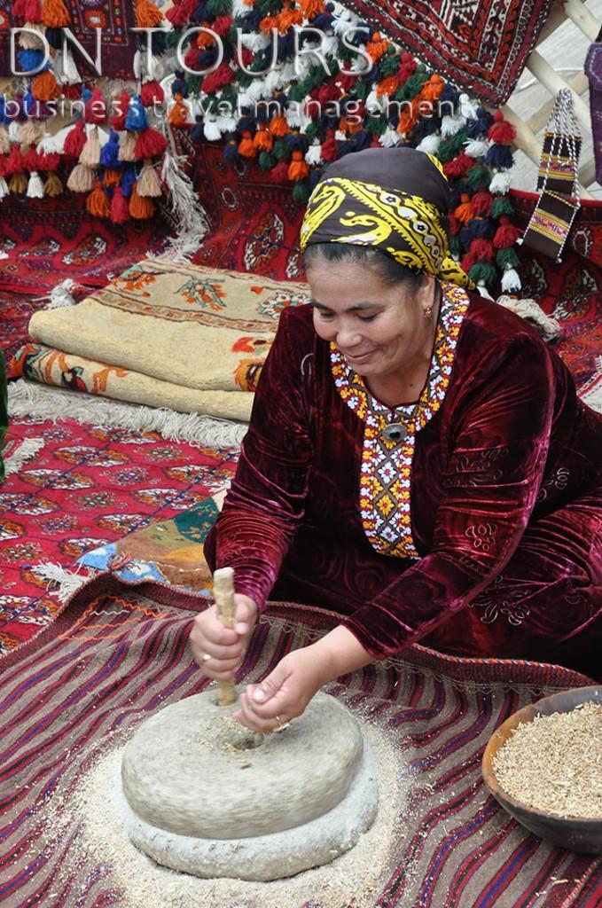 Национальные особенности Туркмен, Туркменистан (1)