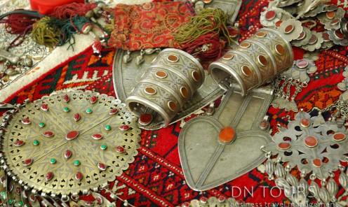 Народное творчество Туркменистана (11)