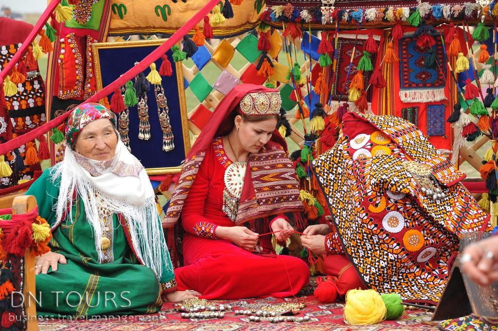 Национальные особенности Туркмен, Туркменистан (23)