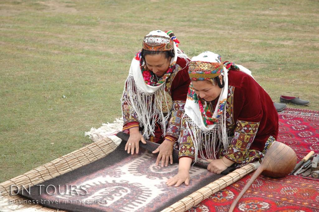 Национальные особенности Туркмен, Туркменистан (5)