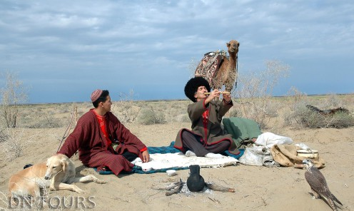 Народное творчество Туркменистана (7)