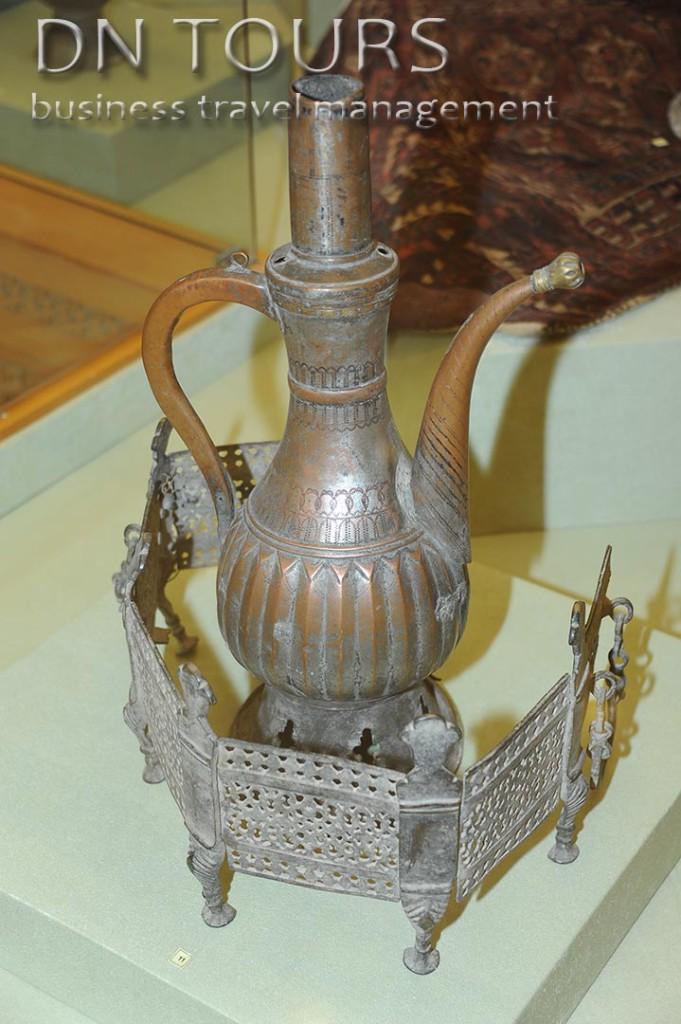 Национальный Музей Ташауза, Дашогуз Туркменистан (5)