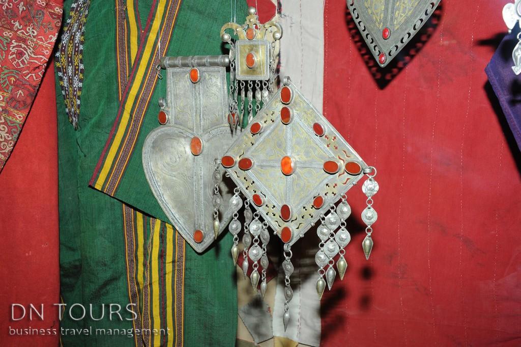 Национальный Музей Ташауза, Дашогуз Туркменистан (7)