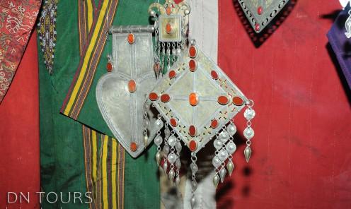 Народное творчество Туркменистана (1)
