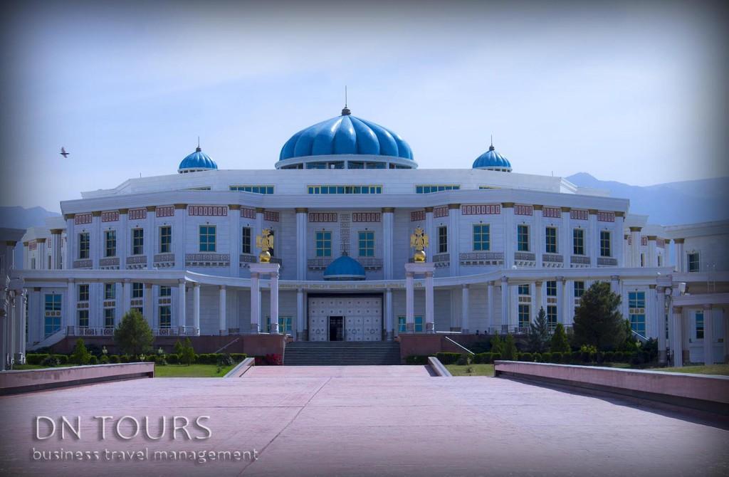 Национальный Музей Туркменистана, Ашхабад (3)