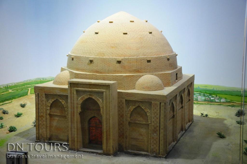 Национальный музей Туркменабада (2)