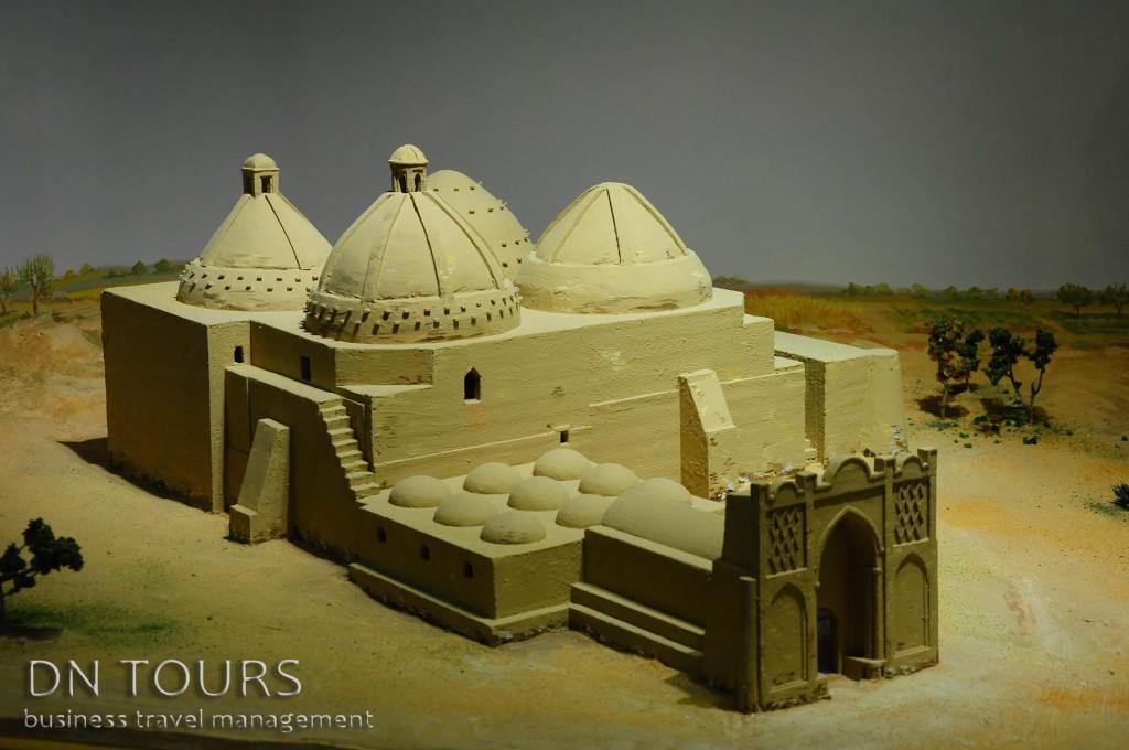 Национальный музей Туркменабада (3)