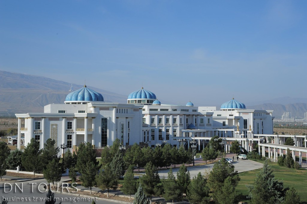 Национальный музей Туркменистана, Ашхабад (1)