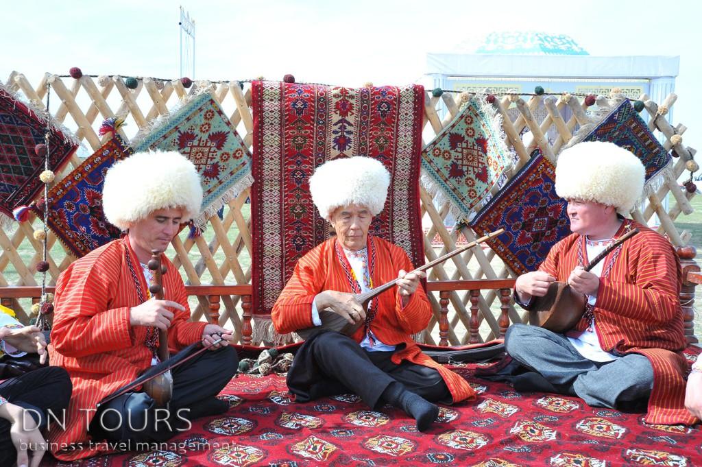 Новруз Байрам, Туркменистан (1)