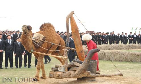 Народное творчество Туркменистана (3)