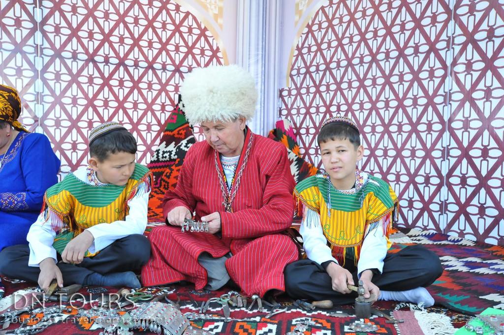Новруз Байрам, Туркменистан (13)