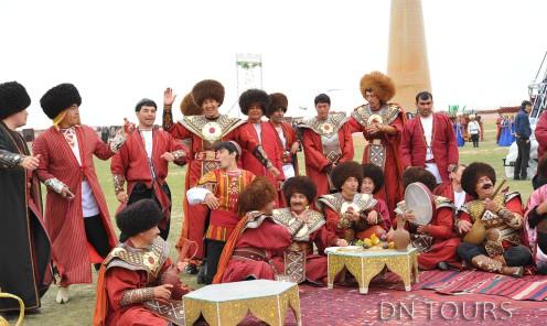 Народное творчество Туркменистана (5)