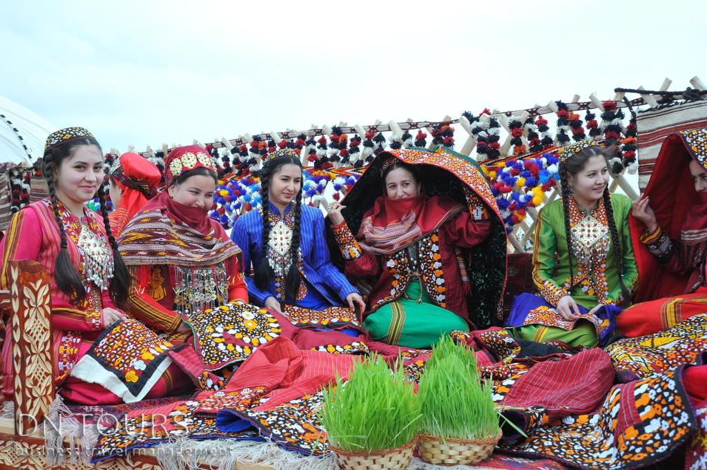 Новруз Байрам, Туркменистан (6)