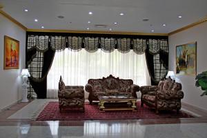 Отель Ак Алтын, Ашхабад, Туркменистан (1)