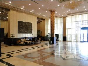 Отель Чарлак, Аваза, Туркменбаши, Туркменистан (1)