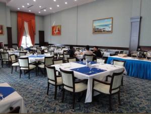 Отель Чарлак, Аваза, Туркменбаши, Туркменистан (3)