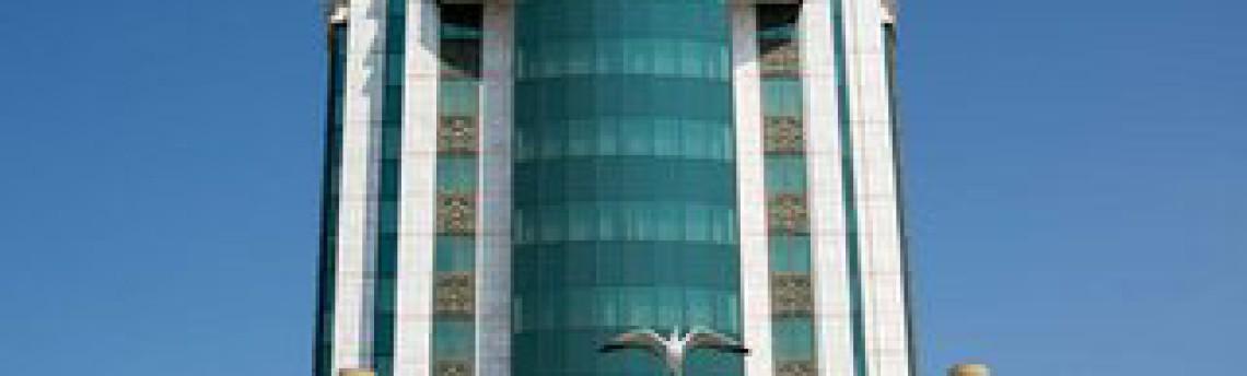 Отель Чарлак, Туркменбаши, Туркменистан
