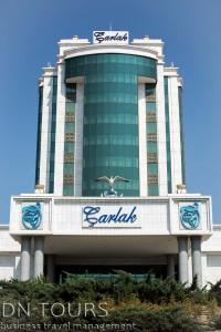 Отель Чарлак, Аваза, г. Туркменбаши, Туркменистан (7)