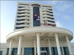 Отель Hazyna, Аваза, Туркменбаши, Туркменистан (1)