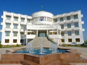 Отель Джейхун, Туркменабат, Туркменистан (1)
