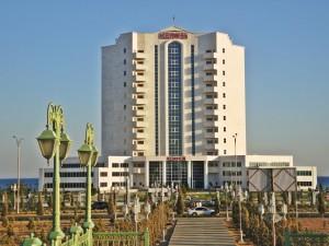 Отель Kerwen, Аваза, Туркменбаши, Туркменистан (1)