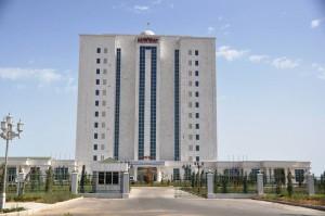 Отель Кувват, Аваза, Туркменистан