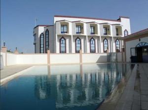 Отель Маргуш, Мары, Туркменистан (2)